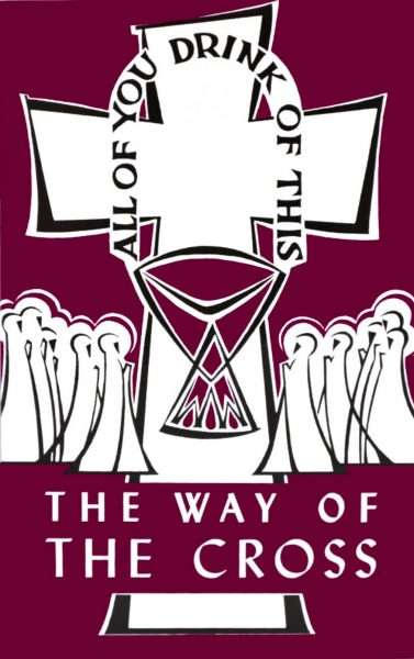The Way of the Cross prayer book cover