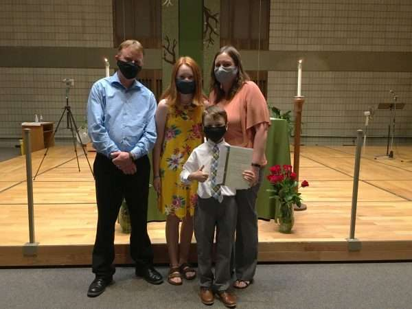 Colin Scanlon (Faith Formation program)